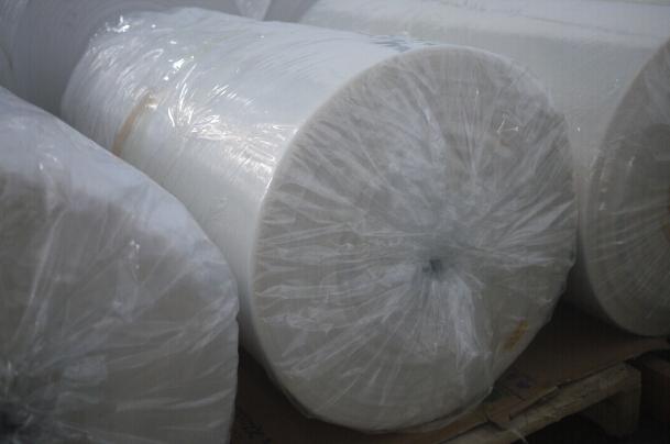 Película de material compuesto de alta barrera
