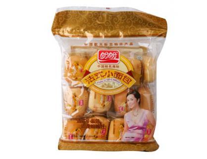 la bolsa de embalaje de pan