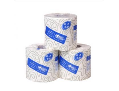 Rollo de papel higiénico Envoltura